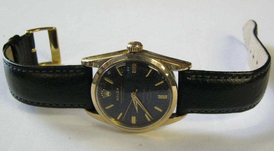 Rare Rolex Oyster Perpetual,  Meritus C.1956