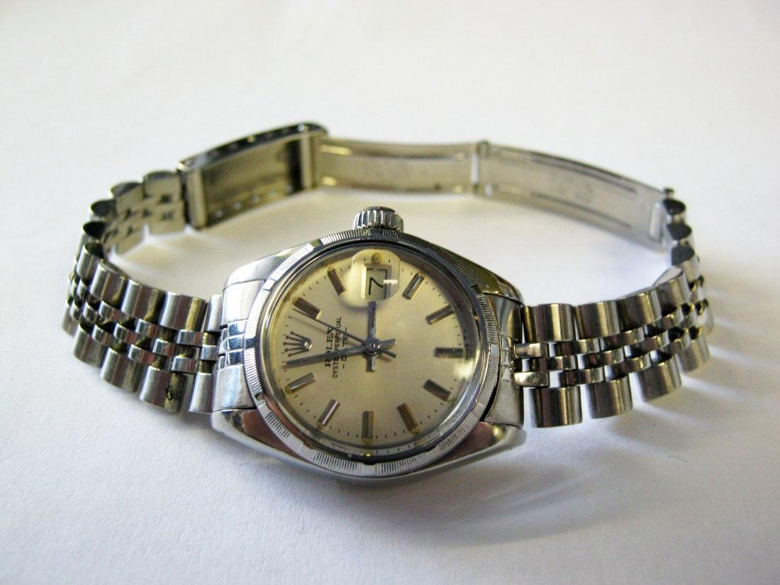Women's Rolex Datejust S/S, circa 1980