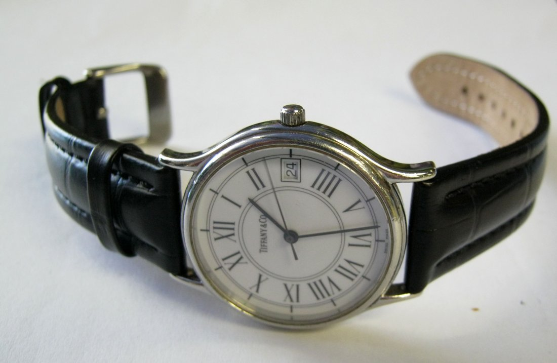 Men's Tiffany Portfolio Watch