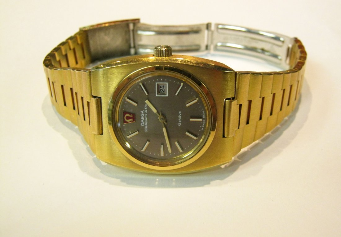 Omega Megaquartz Men's Watch, C.1970s