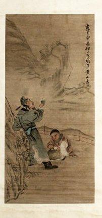 Fine Painting, Huang Shanshou (1855-1919)