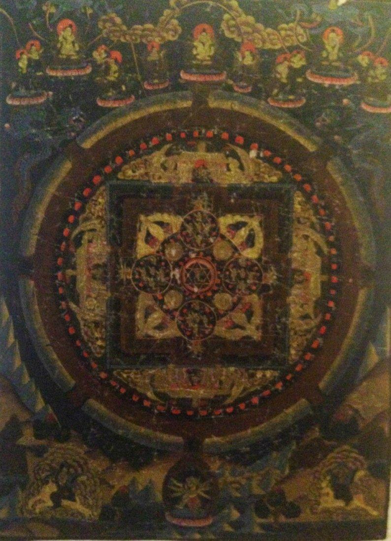 18/19th Century Tibetan Painting