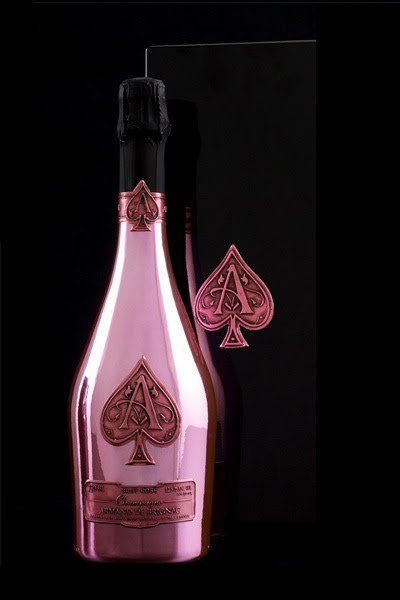 Armand de Brignac Rose w/box