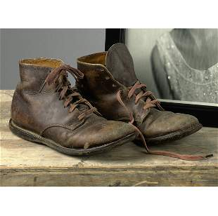 June Carter Cash Childhood Shoes