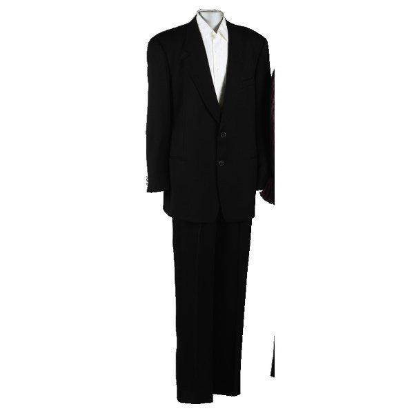 265 Johnny Cash Manuel Black Morning Coat Suit
