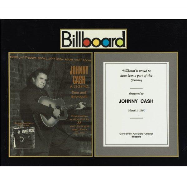 505: 1990 35th Anniversary Billboard Magazine Award Pre