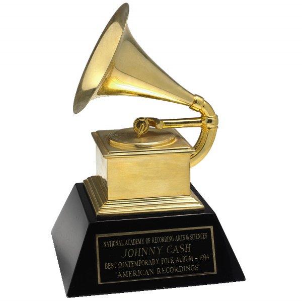 579: 1994 Grammy Award for the Album American Recording