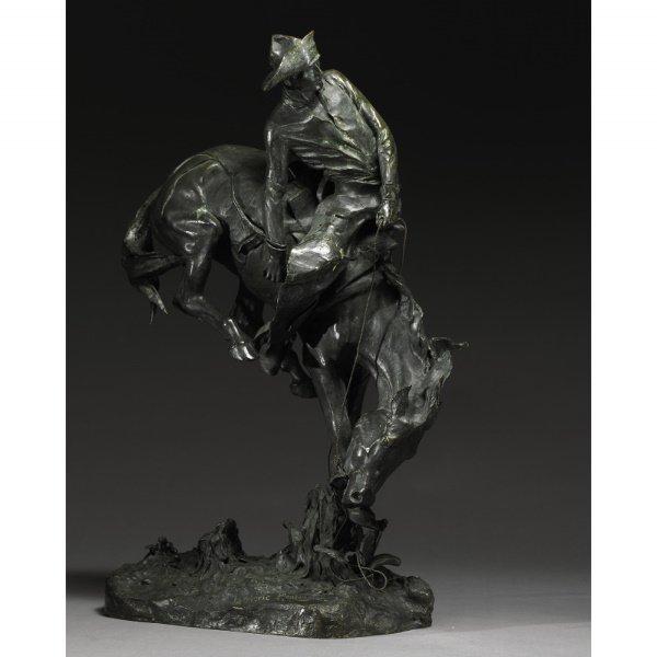 695: Frederic Remington 1861-1909