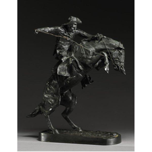 696: Frederic Remington 1861-1909
