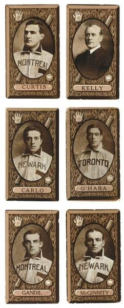 64: 1912 C46 Imperial Tobacco Complete Set of 90 Proper