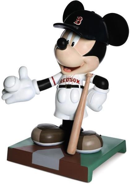 19: Home Run Hero Mickey Statue: Ben Affleck,   Academy