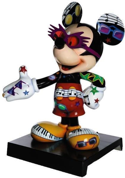 37: Music Royalty Mickey Statue: Sir Elton John,   SIR