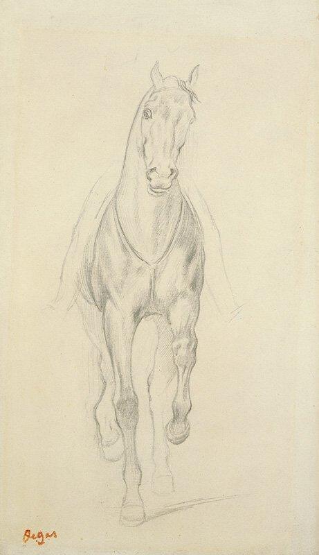 1: Edgar Degas