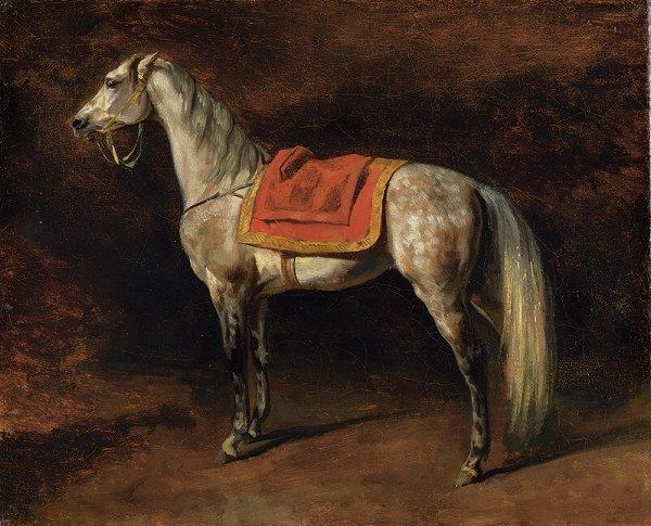 2: Theodore Gericault, 1791-1824