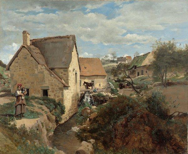 4: Jean-Baptiste-Camille Corot