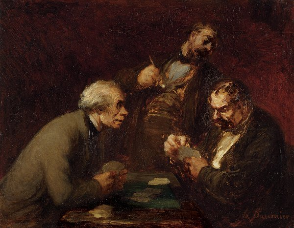 12: Honore Daumier