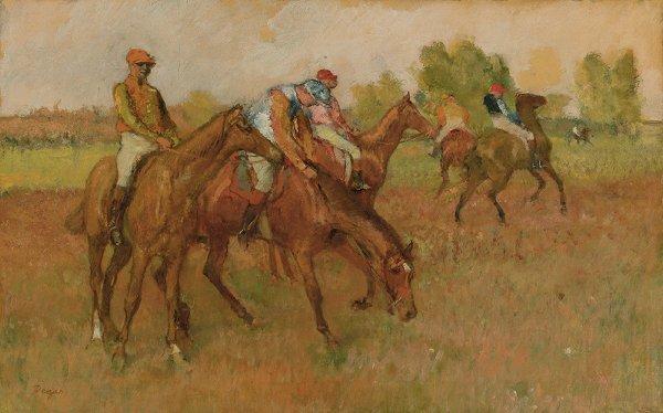 20: Edgar Degas