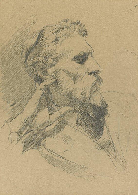 8: John Singer Sargent 1856-1925