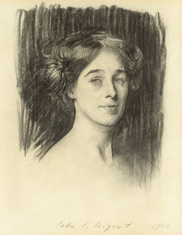 9: John Singer Sargent 1856-1925