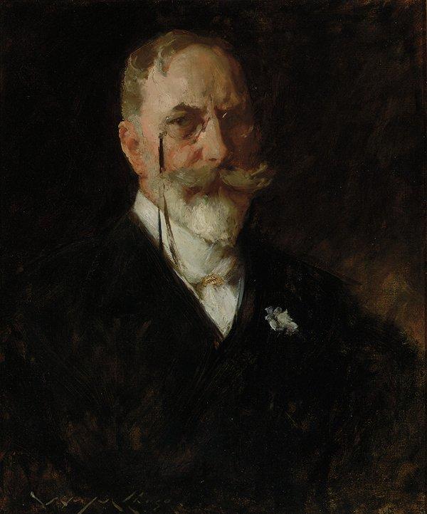 10: William Merritt Chase 1849-1916