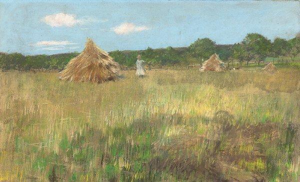 11: William Merritt Chase 1849-1916