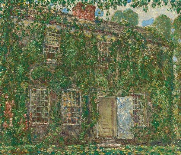 16: Childe Hassam 1859-1935