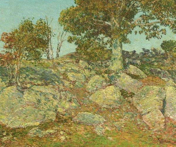 17: Childe Hassam 1859-1935