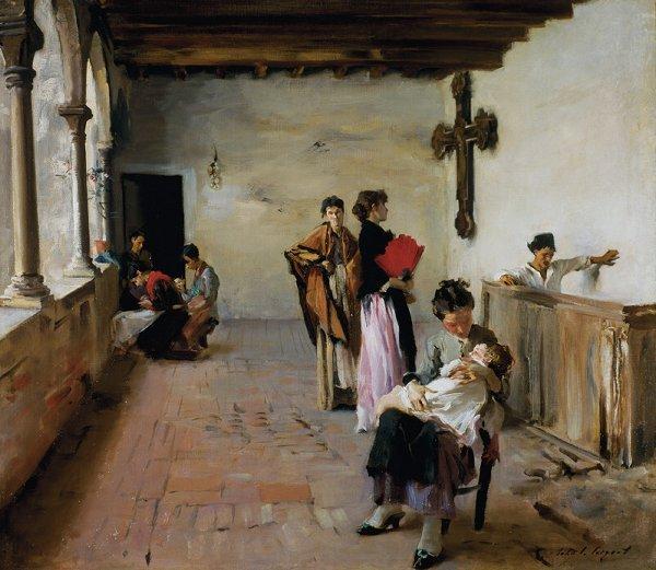 18: John Singer Sargent 1856-1925
