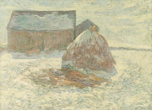 23: John H. Twachtman 1853-1902