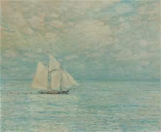 32: Childe Hassam 1859-1935