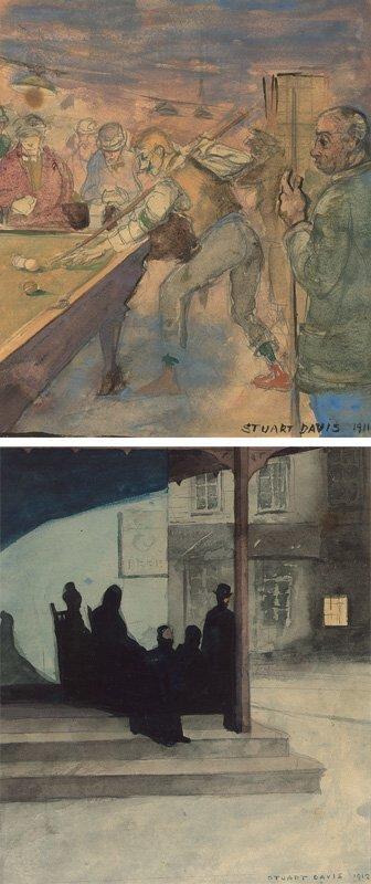 108: Stuart Davis 1892-1964