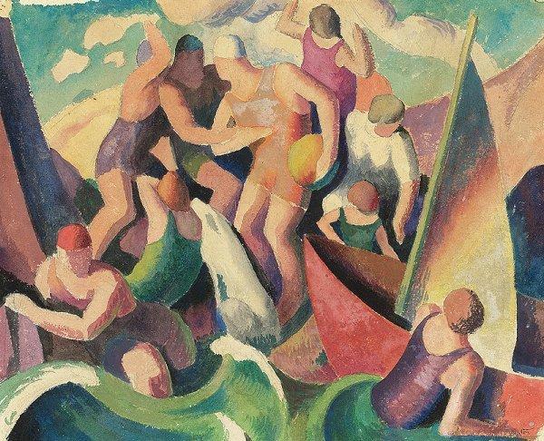 109: Thomas Hart Benton 1889-1975