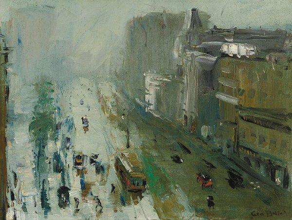 110: George Bellows 1882-1925