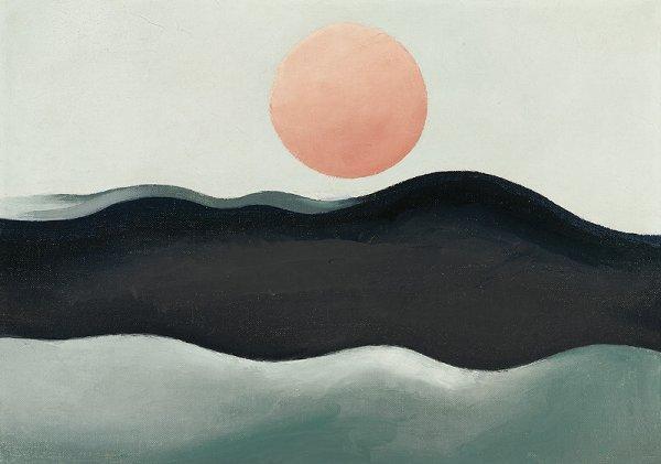 121: Georgia O'Keeffe 1887-1986