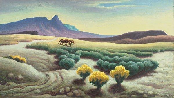 122: Thomas Hart Benton 1889-1975