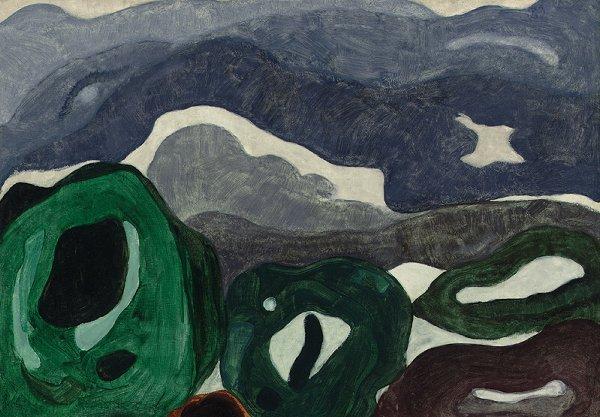 126: Arthur Dove 1880-1946