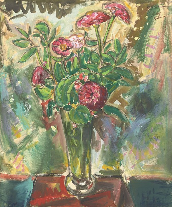 129: Alfred H. Maurer 1868-1932