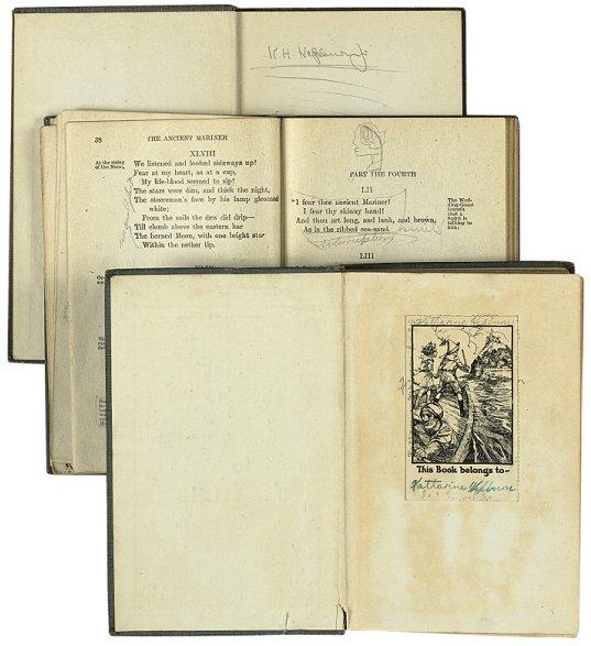 3: A Group of Three School Books