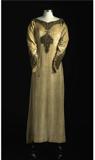 A Dress From Katharine Hepburn's Wedding to Ludlow