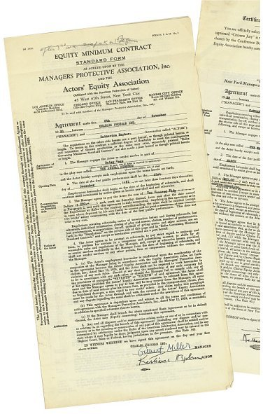 18: A Contract For The Animal Kingdom, 1931