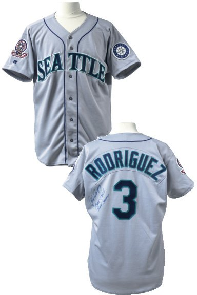 Alex Rodriguez 1995 Seattle Mariners
