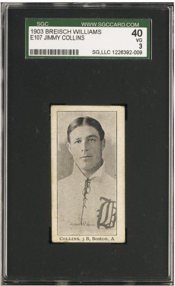 161: 1903-4 Breisch Williams Type-1 (E107) Jimmy Collin