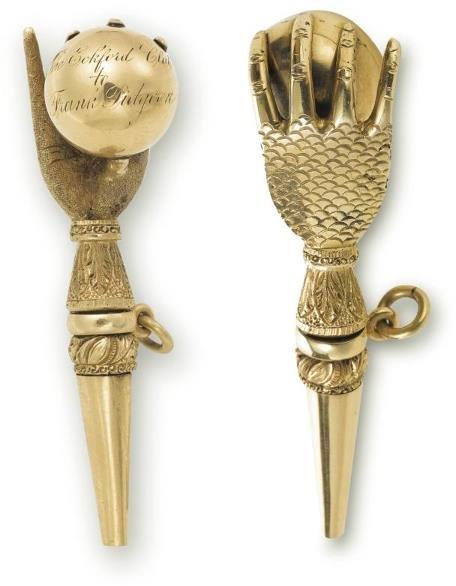 2: Circa 1860's Brooklyn Eckfords Gold Presentation Wat