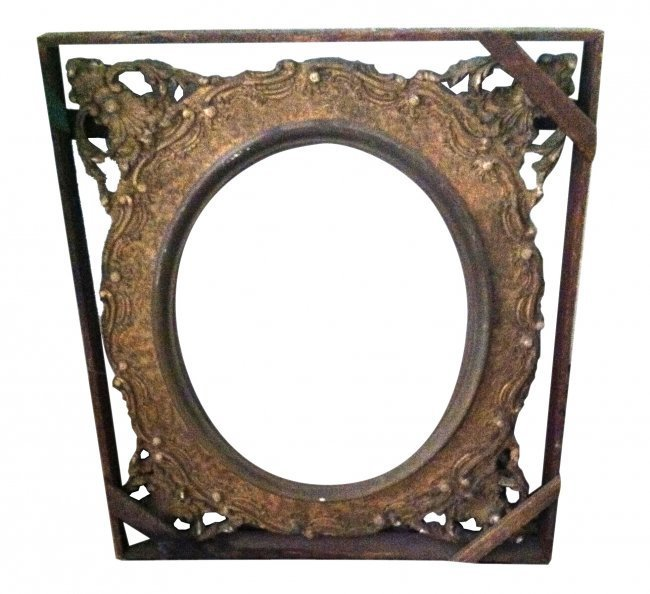 Victorian Carved and Gilt Wood Frame, ca. 1850-70