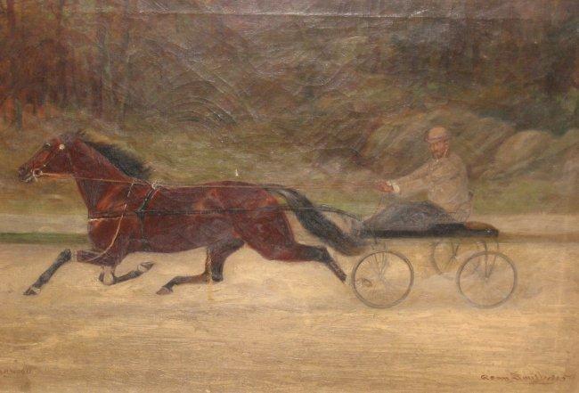 """Gean Smith (American, 1851-1928), """"Ida Highwood"""""""