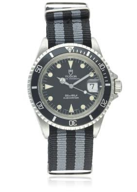 A GENTLEMAN'S STAINLESS STEEL ROLEX TUDOR PRINCE