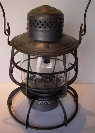 St Johnsbury & Lake Champlain Railroad Lantern
