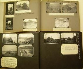 Newfoundland Railway Scrapbooks (2)