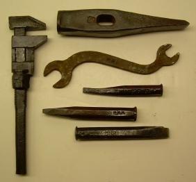 Pennsylvania Railroad Tools (6)