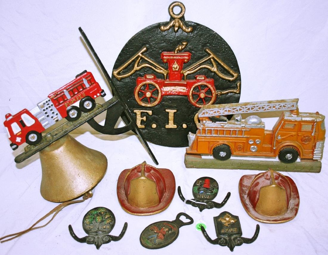 9 CI Fire Related Items